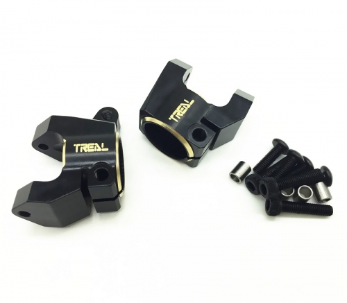 Treal Brass C-Hub Carrier for Ele ment Enduro 1:10 RC